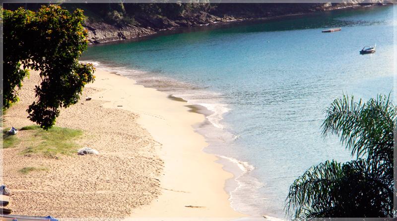 Praia Vermelha Angra dos Reis